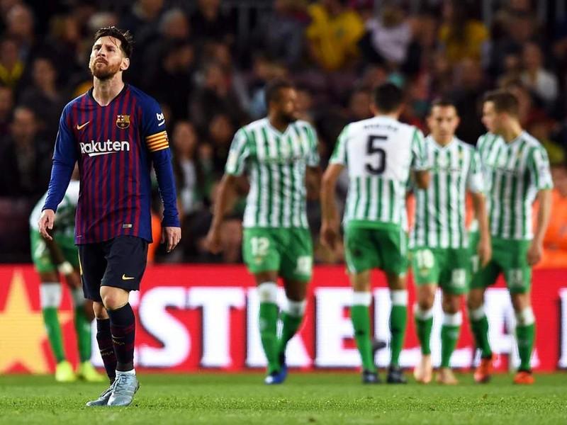 Messi trở lại lập cú đúp, Barcelona vẫn thua cực sốc - ảnh 3