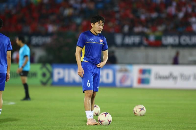 Bất lực tìm bàn thắng, Việt Nam chia điểm Myanmar - ảnh 25