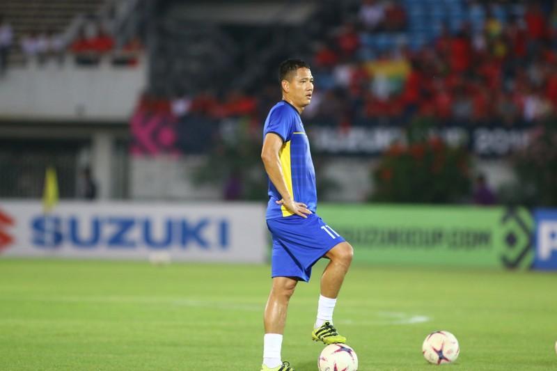 Bất lực tìm bàn thắng, Việt Nam chia điểm Myanmar - ảnh 23