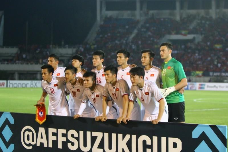 Bất lực tìm bàn thắng, Việt Nam chia điểm Myanmar - ảnh 16
