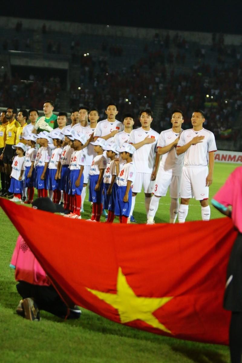 Bất lực tìm bàn thắng, Việt Nam chia điểm Myanmar - ảnh 15