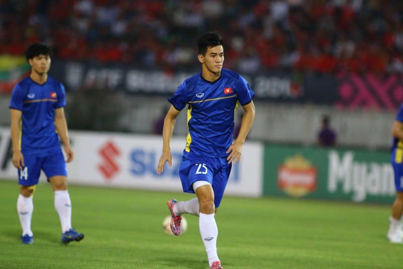 Bất lực tìm bàn thắng, Việt Nam chia điểm Myanmar - ảnh 26