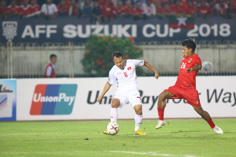 Bất lực tìm bàn thắng, Việt Nam chia điểm Myanmar - ảnh 8