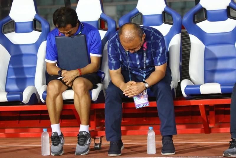 Bất lực tìm bàn thắng, Việt Nam chia điểm Myanmar - ảnh 3