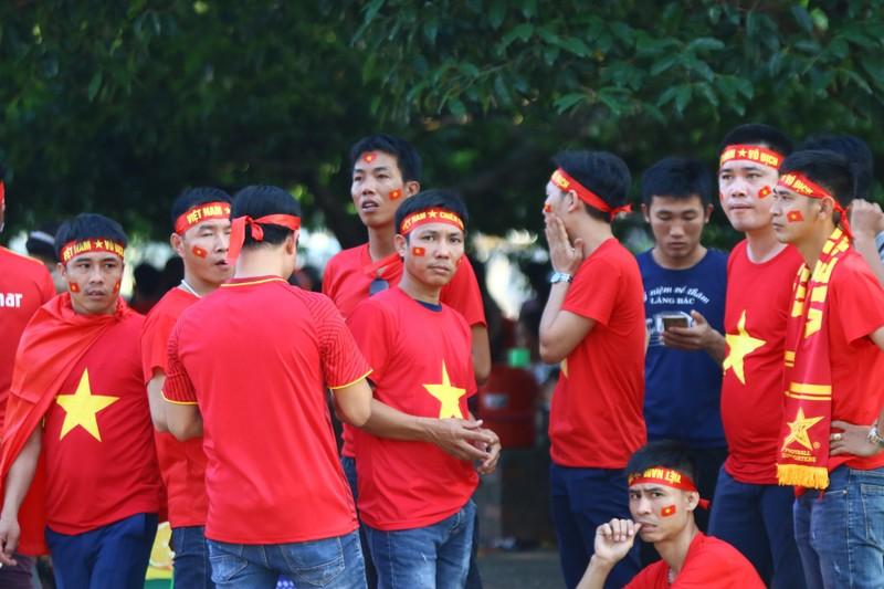 Bất lực tìm bàn thắng, Việt Nam chia điểm Myanmar - ảnh 42