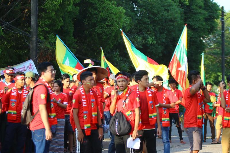 Bất lực tìm bàn thắng, Việt Nam chia điểm Myanmar - ảnh 34
