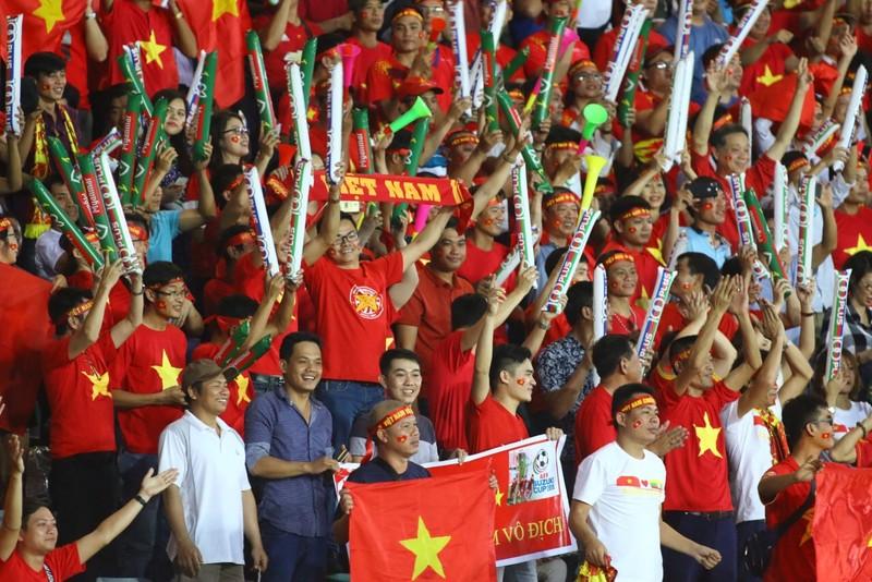 Bất lực tìm bàn thắng, Việt Nam chia điểm Myanmar - ảnh 20