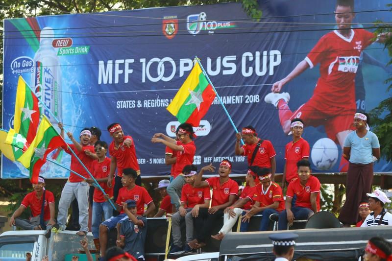 Bất lực tìm bàn thắng, Việt Nam chia điểm Myanmar - ảnh 30