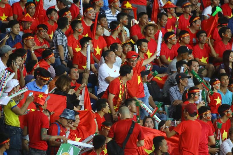 Bất lực tìm bàn thắng, Việt Nam chia điểm Myanmar - ảnh 21