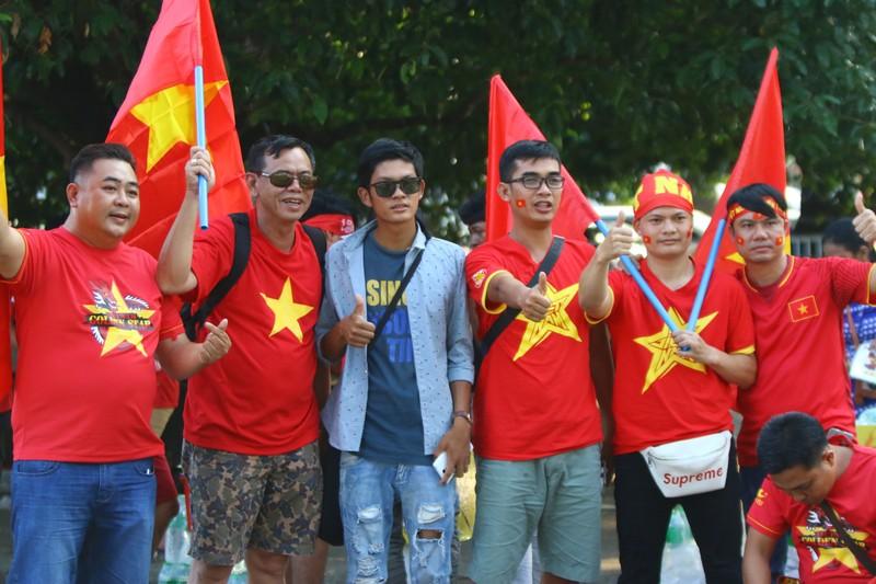 Bất lực tìm bàn thắng, Việt Nam chia điểm Myanmar - ảnh 45