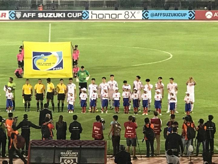 Bất lực tìm bàn thắng, Việt Nam chia điểm Myanmar - ảnh 18