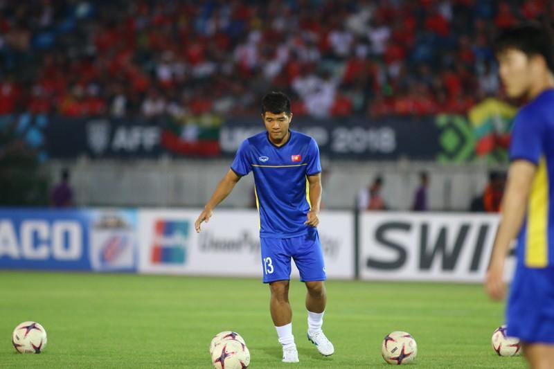 Bất lực tìm bàn thắng, Việt Nam chia điểm Myanmar - ảnh 28