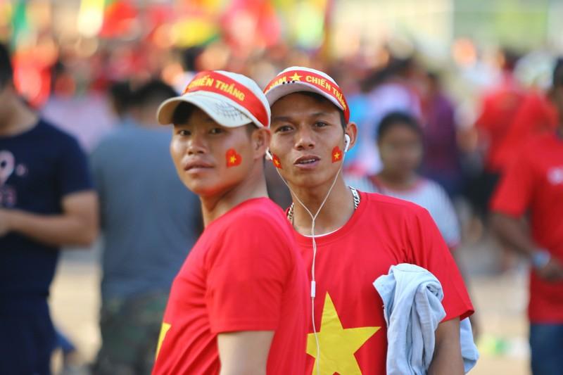 Bất lực tìm bàn thắng, Việt Nam chia điểm Myanmar - ảnh 47