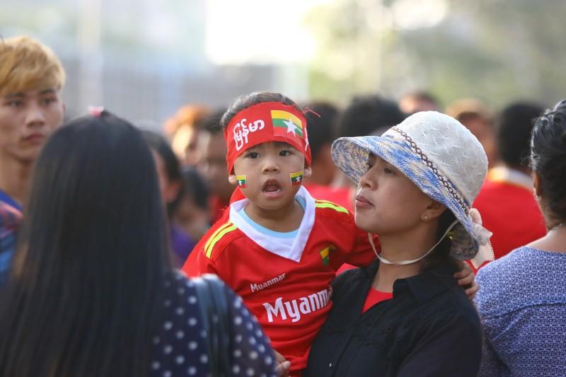 Bất lực tìm bàn thắng, Việt Nam chia điểm Myanmar - ảnh 39