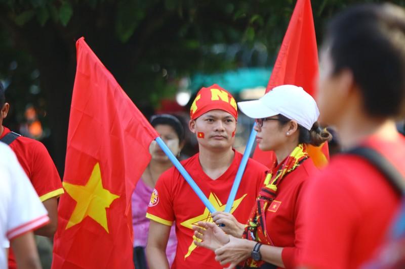 Bất lực tìm bàn thắng, Việt Nam chia điểm Myanmar - ảnh 49