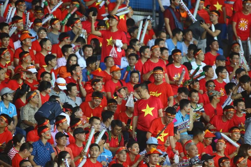 Bất lực tìm bàn thắng, Việt Nam chia điểm Myanmar - ảnh 22