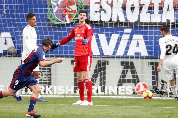 Real Madrid thua đậm cực sốc trước Eibar - ảnh 4