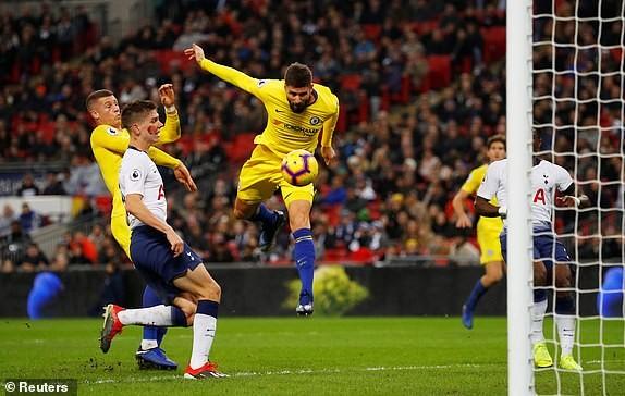 Thua thảm Tottenham, Chelsea cay đắng nhìn đối thủ vượt mặt - ảnh 4
