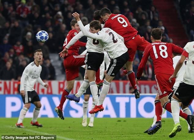 Bayern, Man. City, Ajax vào vòng knock-out Champions League - ảnh 1