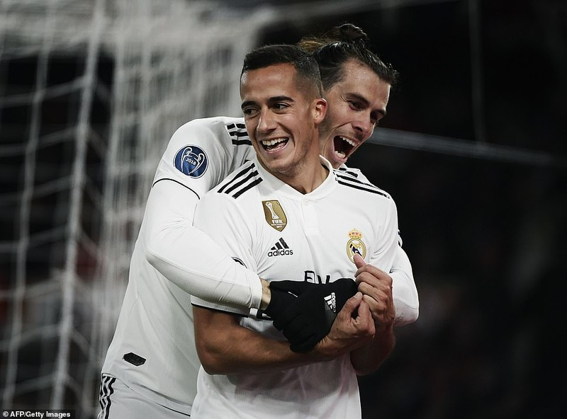 Real Madrid thắng thuyết phục, Man United may mắn vượt cửa hẹp - ảnh 2