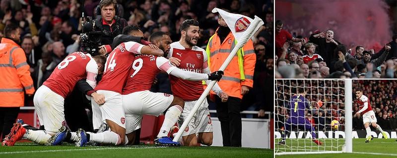 Ngược dòng ngoạn mục hạ Tottenham, Arsenal bay vào Top 4 - ảnh 1