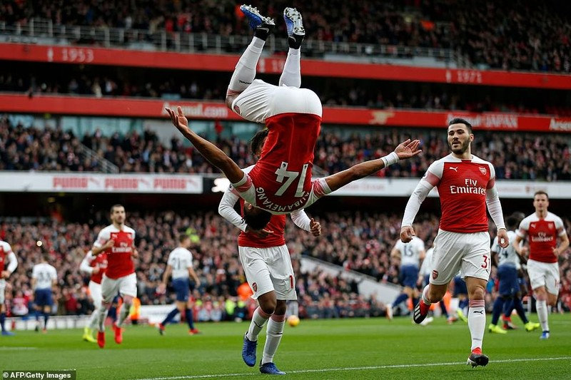 Ngược dòng ngoạn mục hạ Tottenham, Arsenal bay vào Top 4 - ảnh 5