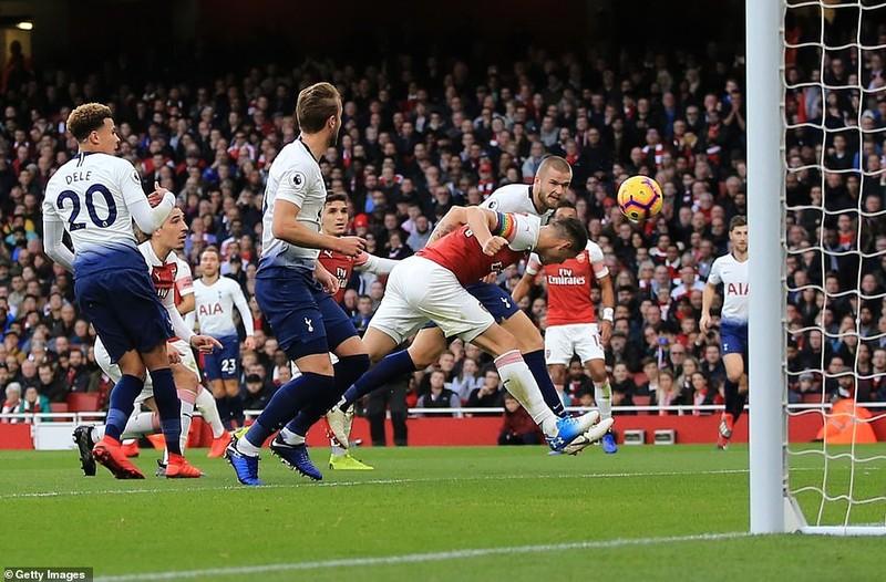 Ngược dòng ngoạn mục hạ Tottenham, Arsenal bay vào Top 4 - ảnh 2