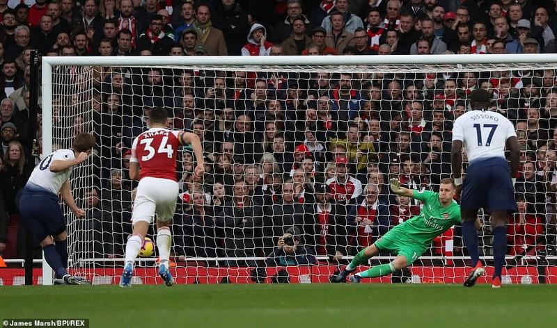 Ngược dòng ngoạn mục hạ Tottenham, Arsenal bay vào Top 4 - ảnh 3
