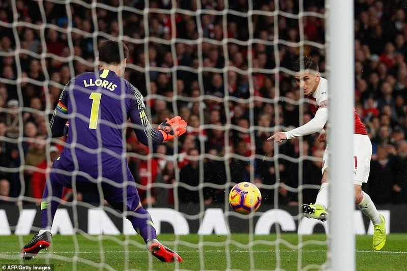 Ngược dòng ngoạn mục hạ Tottenham, Arsenal bay vào Top 4 - ảnh 4