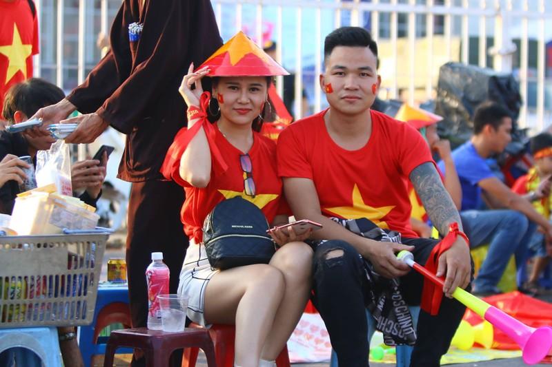 Philippines kiên cường, Việt Nam vất vả vào chung kết AFF Cup - ảnh 45