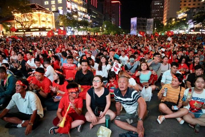Philippines kiên cường, Việt Nam vất vả vào chung kết AFF Cup - ảnh 25