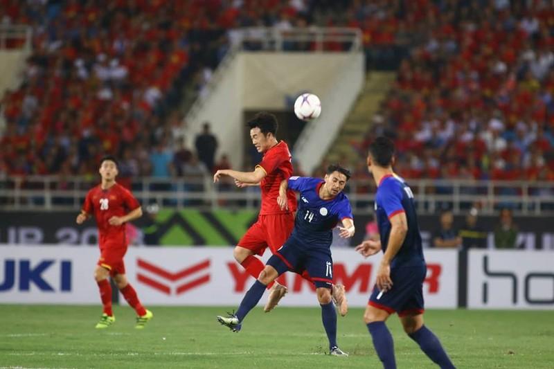 Philippines kiên cường, Việt Nam vất vả vào chung kết AFF Cup - ảnh 12