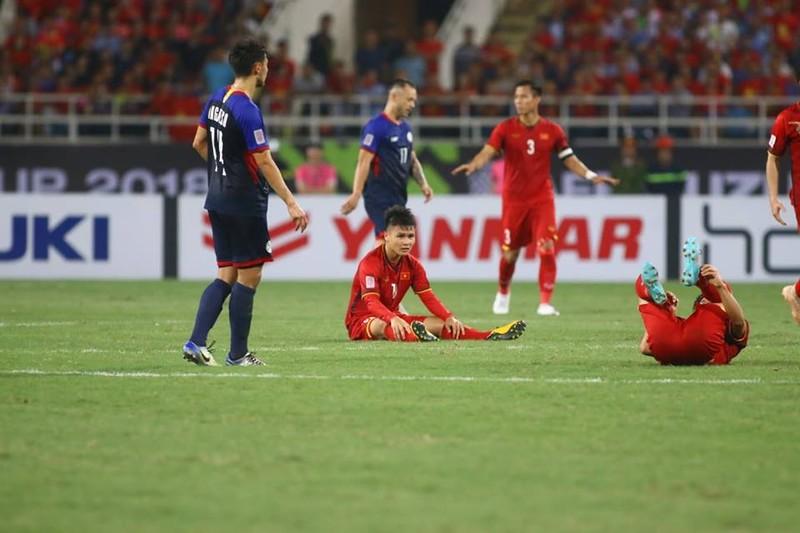 Philippines kiên cường, Việt Nam vất vả vào chung kết AFF Cup - ảnh 9