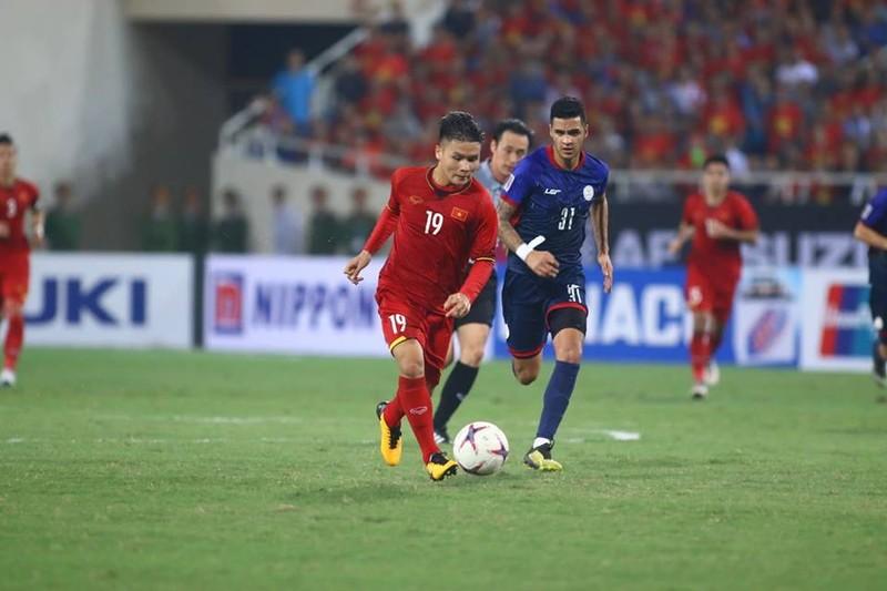 Philippines kiên cường, Việt Nam vất vả vào chung kết AFF Cup - ảnh 8