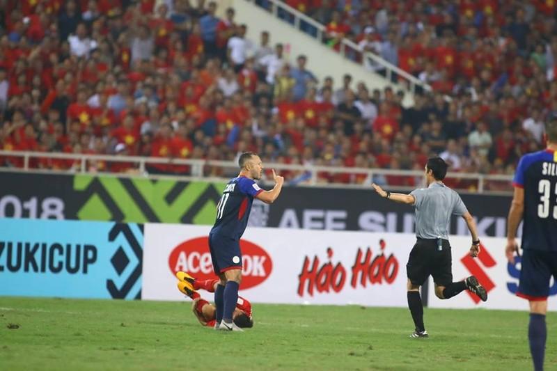 Philippines kiên cường, Việt Nam vất vả vào chung kết AFF Cup - ảnh 5