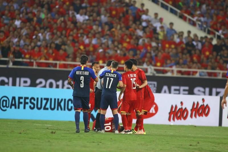 Philippines kiên cường, Việt Nam vất vả vào chung kết AFF Cup - ảnh 6