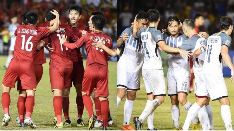 Philippines kiên cường, Việt Nam vất vả vào chung kết AFF Cup - ảnh 49