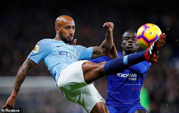 Thua trận đầu tiên trước Chelsea, Man. City mất luôn ngôi đầu - ảnh 2