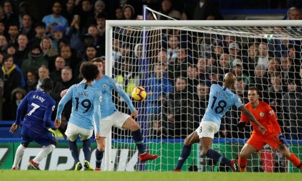 Thua trận đầu tiên trước Chelsea, Man. City mất luôn ngôi đầu - ảnh 3