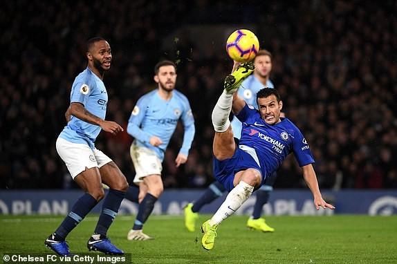 Thua trận đầu tiên trước Chelsea, Man. City mất luôn ngôi đầu - ảnh 4