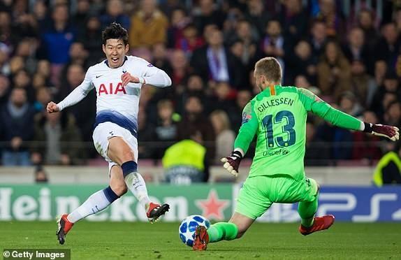 Tottenham vượt cửa hẹp, ngoạn mục giành vé của Inter Milan - ảnh 2