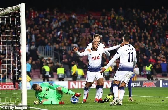 Tottenham vượt cửa hẹp, ngoạn mục giành vé của Inter Milan - ảnh 3