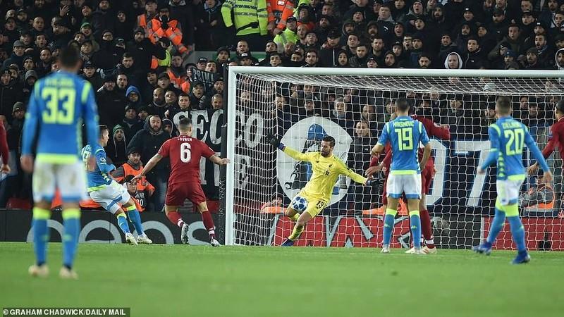 PSG thắng hủy diệt, Liverpool vượt mặt Napoli giờ chót - ảnh 4