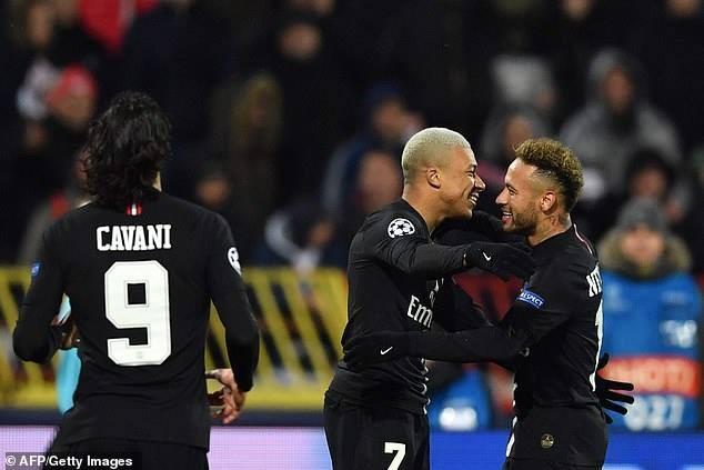 PSG thắng hủy diệt, Liverpool vượt mặt Napoli giờ chót - ảnh 2