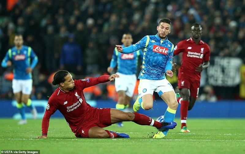 PSG thắng hủy diệt, Liverpool vượt mặt Napoli giờ chót - ảnh 5