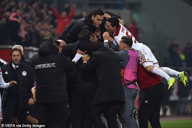 Vòng bảng Europa League: Anh tài hội tụ, AC Milan bị loại sốc - ảnh 2