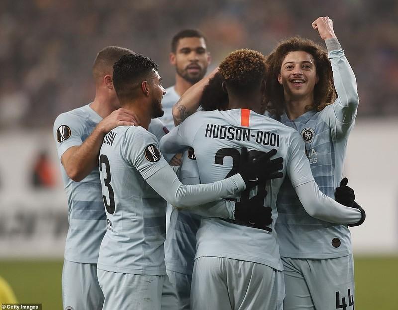 Vòng bảng Europa League: Anh tài hội tụ, AC Milan bị loại sốc - ảnh 3