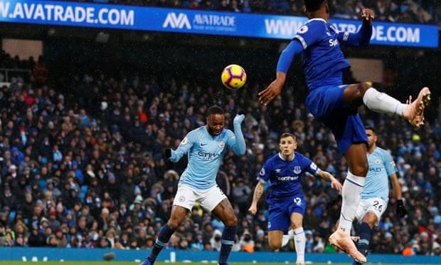 Thắng thuyết phục Everton, Man. City tái chiếm ngôi đầu bảng - ảnh 5