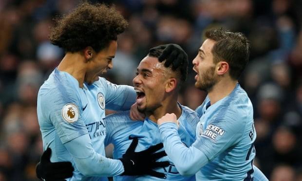 Thắng thuyết phục Everton, Man. City tái chiếm ngôi đầu bảng - ảnh 6