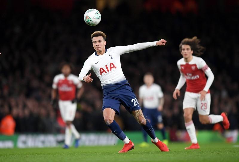 Đánh bại Arsenal, Tottenham gặp Chelsea tại bán kết - ảnh 2